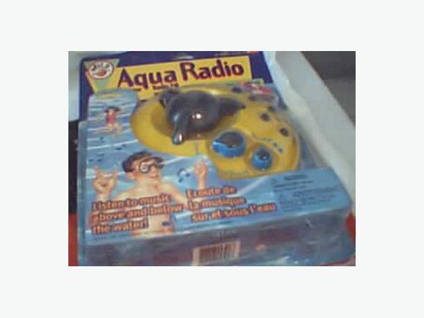 UNDERWATER RADIO