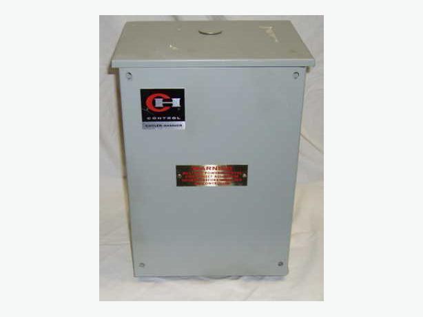CONTACTOR SIZE 3 - 115volt coil