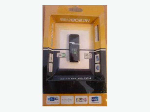 New Premium USB2.0 Wifi 802.11n Adapter(Vista&Mac Compatible)