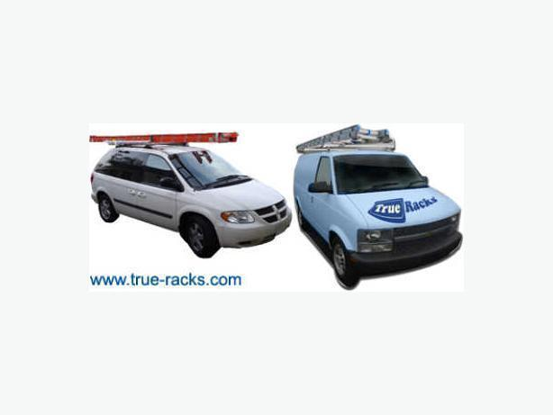 Ladder Racks for Vans, Minivans - Van Interior