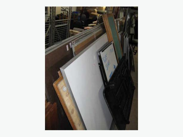White Boards, magnetic and non magnetic