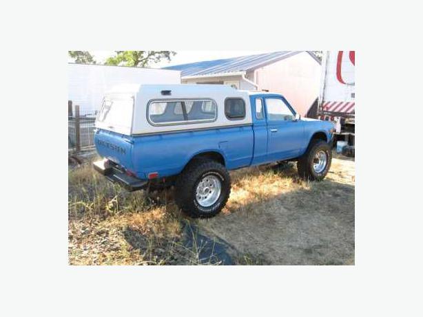 WANTED: Datsun 620 4X4