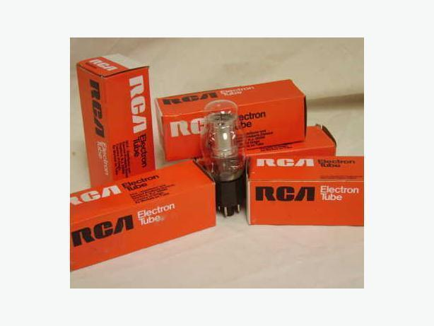 RCA ELECTRON TUBE  OA3  lot of 5 tubes **NEW**