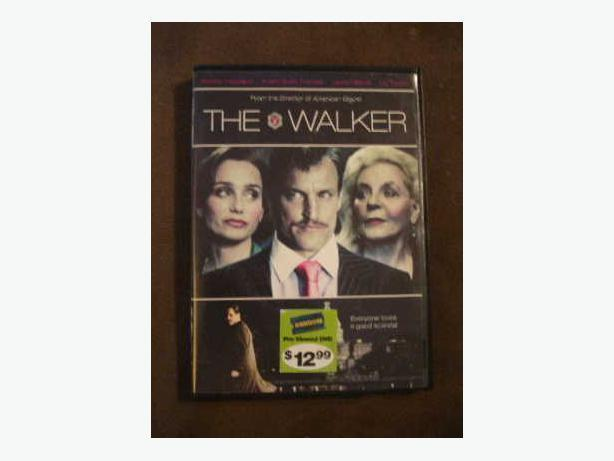 THE  WALKER -  DVD