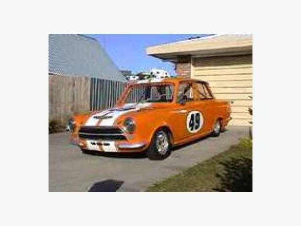 WANTED  Cortina mk 1 windshield