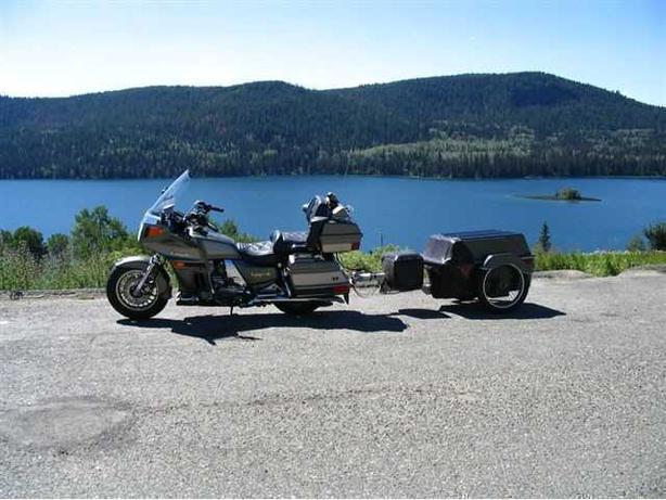 2003 Kawasaki Voyager 1200cc