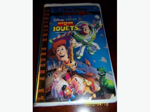 CASSELMAN - Histoire de jouet 1 - VHS