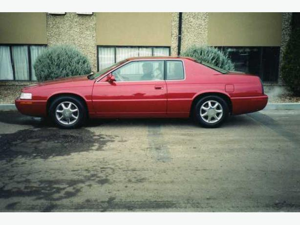 WANTED: 2002 Cadillac Eldorado Touring Coupe