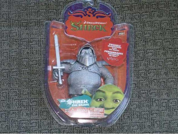 SHREK FIGURE - VARIANT SILVER PAINT