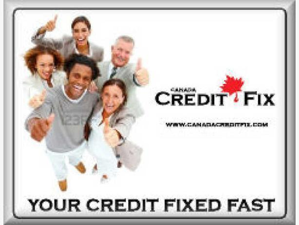 Canada Credit Fix - Fix Your Bad Credit Fast!