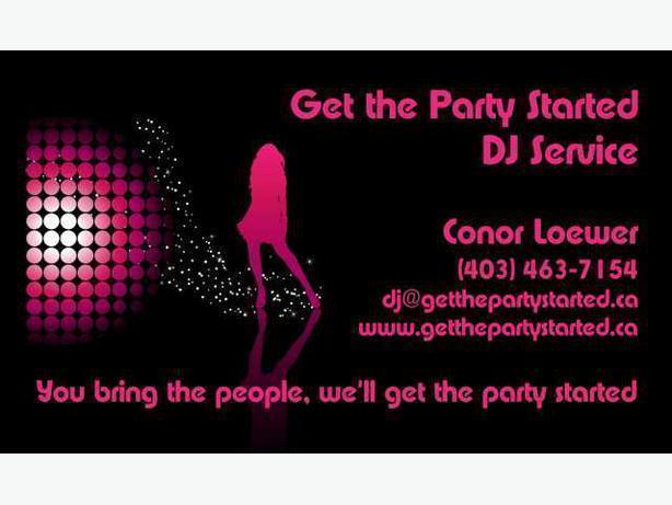 Wedding DJ Service