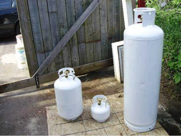 new and refurbished propane tanks for sale, or we'll refurbish your tank