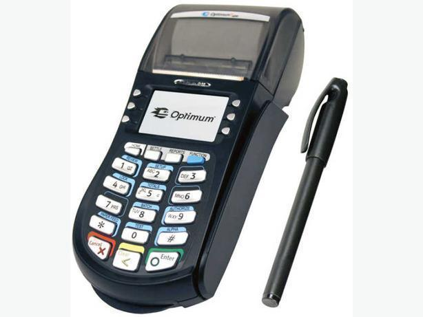 Wireless Debit Credit Card Machine Mobile Terminal - $795.00 1-888-219-6362