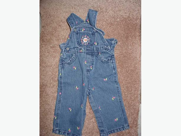 Overalls - Size 6/9 months