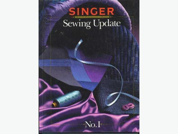 Singer Sewing Book Update #1. Learn How to Sew