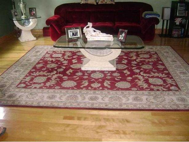 Area Rug and Passage Rug