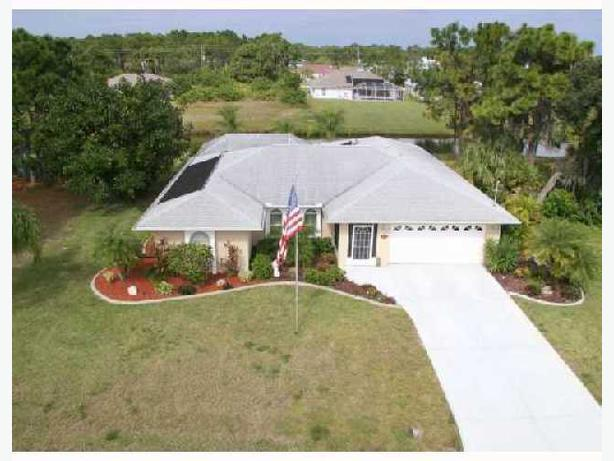 Florida's Gulf Coast in Rotonda West (Englewood) three bedroom home