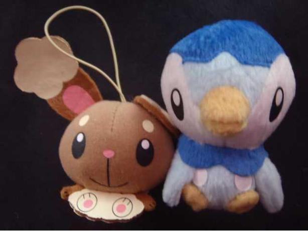 NEW POKEMON PIPLUP OR BUNEARY