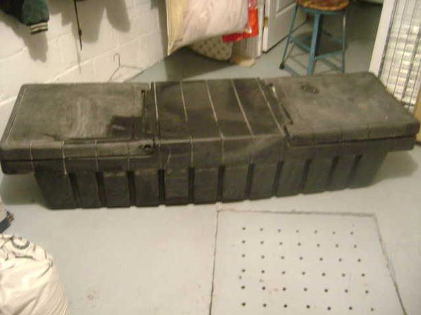 Truck Bed Sorage Chest for Chevrolet Silverado Pick-up