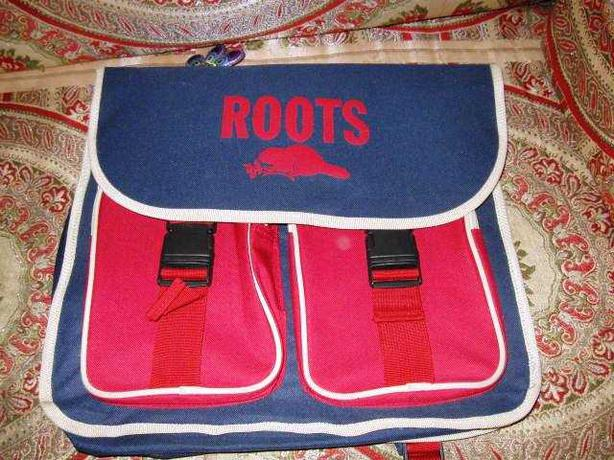 Brand New ROOTS Backpack School Bag Moving sale