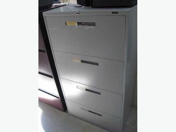 File Cabinet 2, 3, 4, 5 and 6 drawer lateral file cabinets.