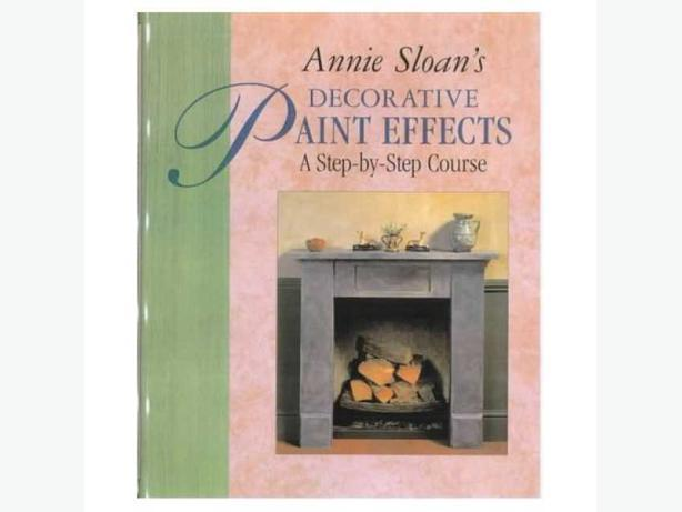 Decorative Paint Effects  by Annie Sloan's