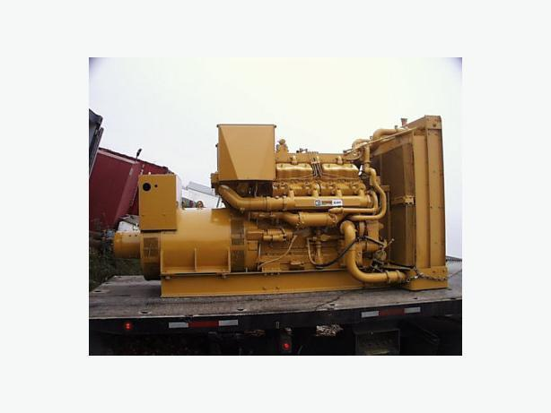 400 K.W. CATERPILLAR GENSET