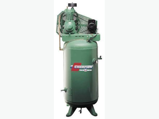 New 5hp. Champion Air Compressor