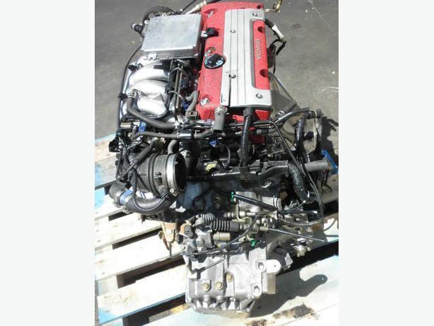 Jdm k20a rsx type-R engine