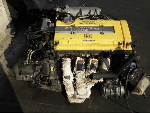 jdm b18c type-r spoon Engine