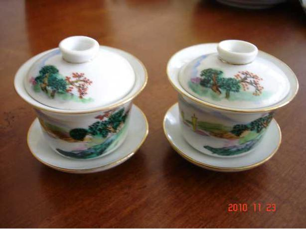 Teaware (demo, oriental style)