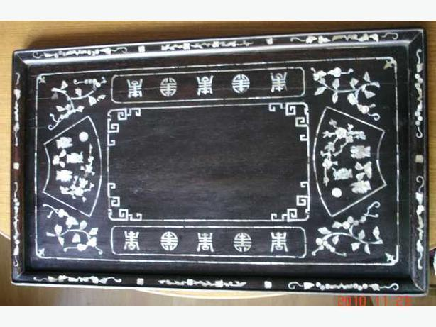 Serving Tray (Antique oriental style)