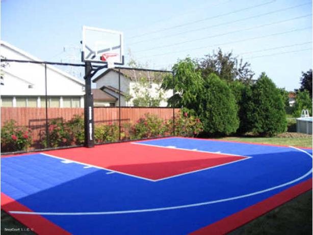 Multi - Courts Flooring & Surfaces