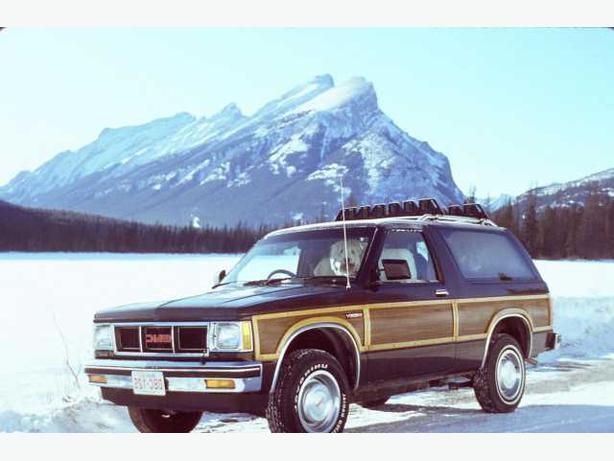 1984 GMC WOODY