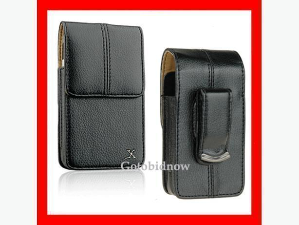 New Cellphone Leather Case Holster Cover