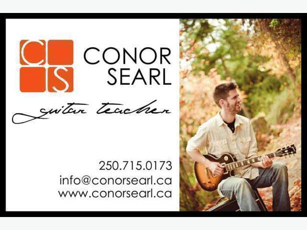 Conor Searl : Guitar Teacher