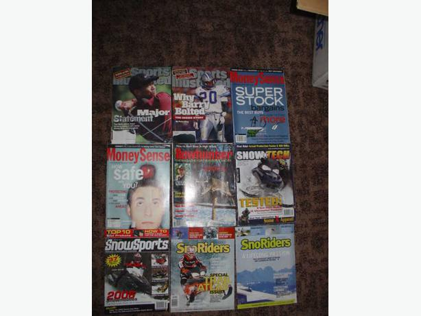 Magazines by