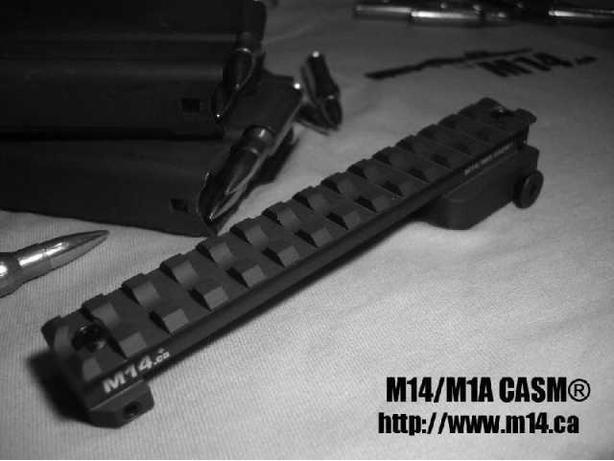 M14, M1A CASM Scope Mount