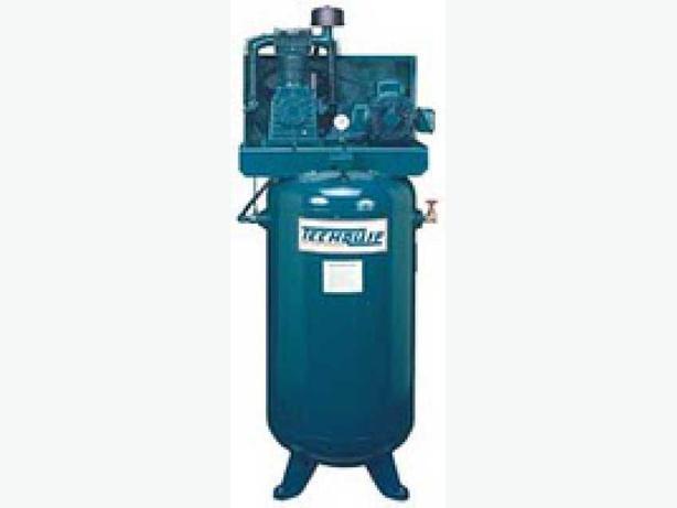 New 5 HP TECHQUIP Compressor Unit