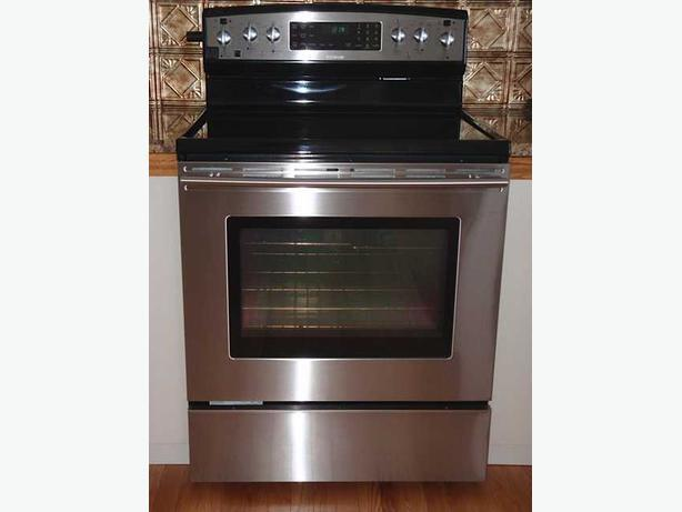 Jenn-Air Convection Oven Stainless Finish[REDUCED 10 DAYS ONLY]