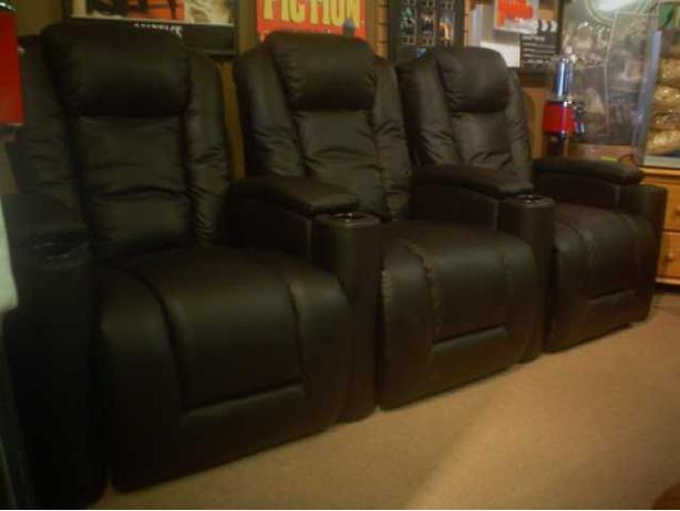 Home Theatre Seating Packages