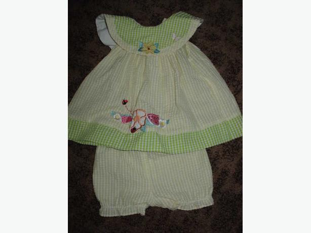 Spring Dress - Size 12 Months