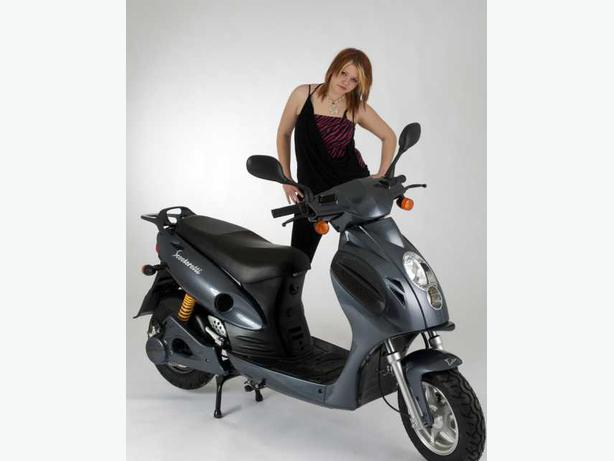 Scooteretti Electric Scooters - Ottawa's #1 Ebike Shop