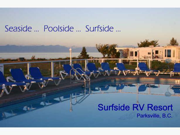 Memberships Available For Beautiful Oceanfront Rv Resort