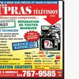 Reparation TV Montreal   * ACL Plasma DLP * Atelier Dupras Television