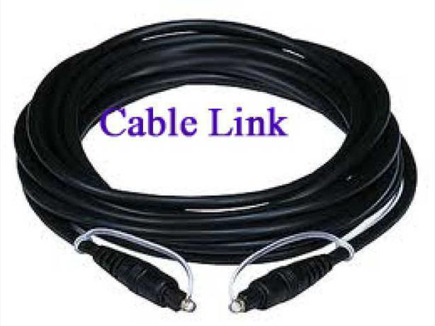 New Toslink Optical Audio Calbe 25 ft