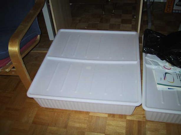 fs ikea platform bedframe also underbed boxes ikea sofa bed frame nepean ottawa. Black Bedroom Furniture Sets. Home Design Ideas