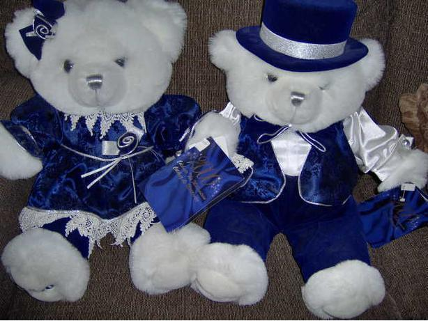 SPECIAL EDITION MILLENNIUM KEEPSAKE BEARS - JUST REDUCED!!