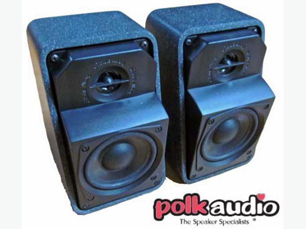Polk Audio RM3000 Satellite Speakers