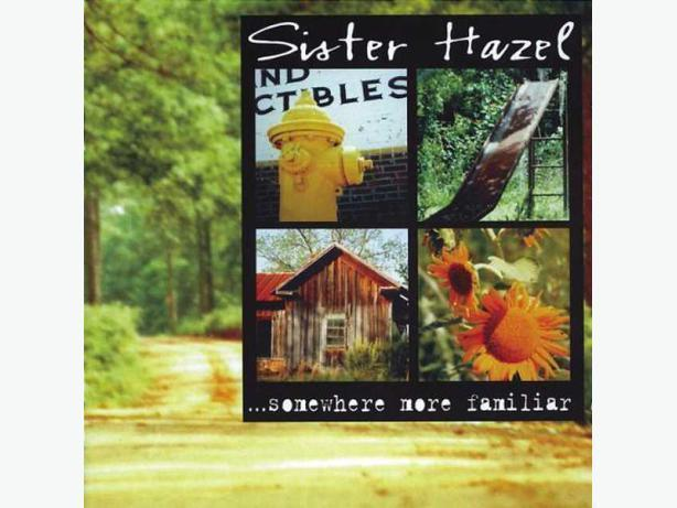 Sister Hazel - Somewhere More Familiar (CD)